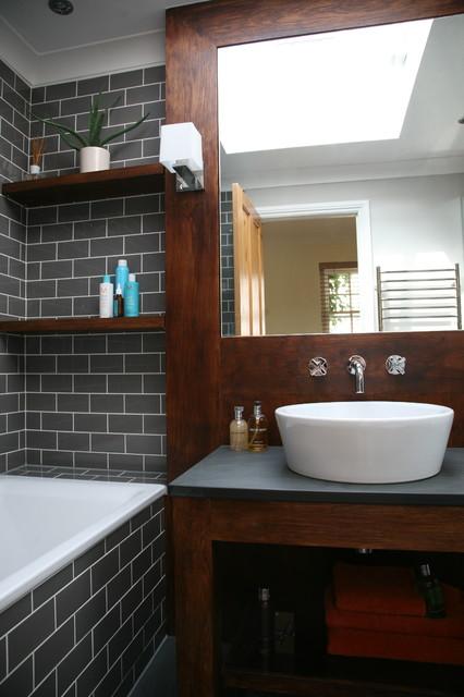 Light Airy Family Bathroom