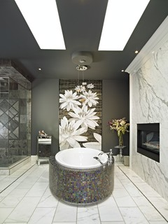Lily Ensuite - Contemporary - Bathroom - Calgary - by Red Deer Carpet One