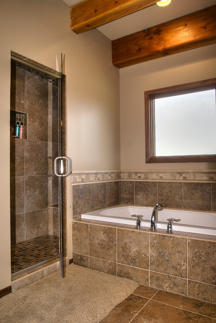 Lincoln Traditional Bathroom Omaha By Clydesdale