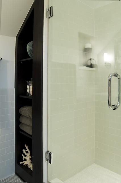Lincoln Park Bathrooms contemporary-bathroom
