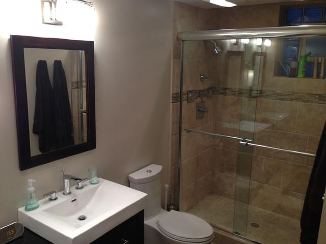 Lincoln park tub shower get rehab for Bathroom rehab