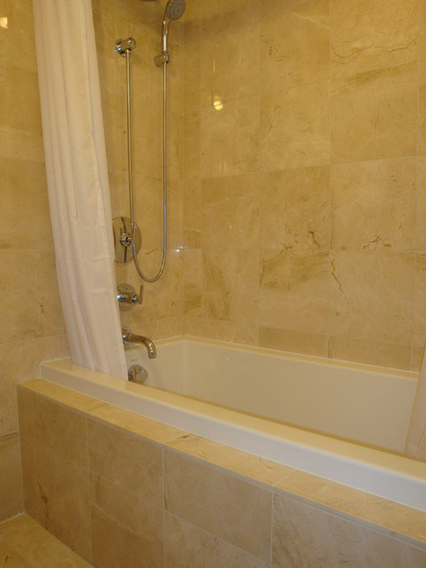 Lincoln Square Basement Bathroom contemporary-bathroom