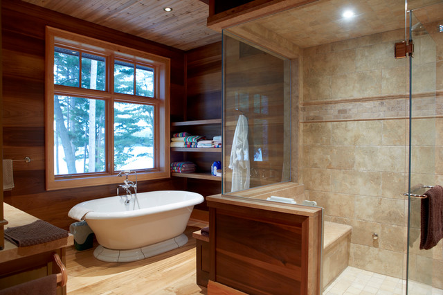 Lindal Classic Designs - Traditional - Bathroom - Seattle - By