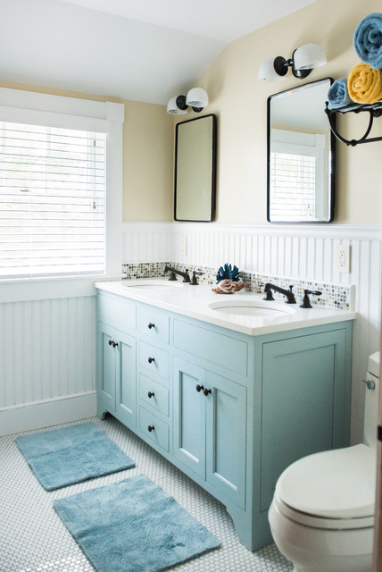 Linden Traditional Bathroom Portland Maine By Steinberg Custom Designs