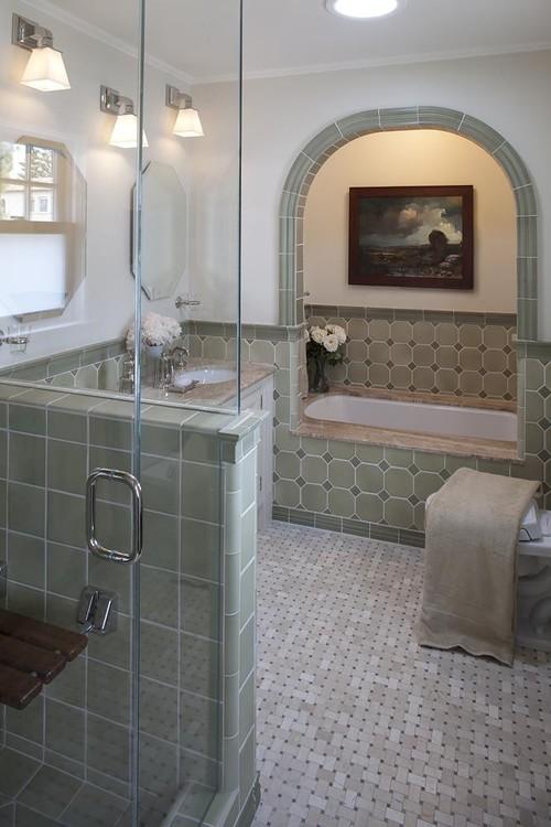 πλακάκια, μπάνιο, διακόσμηση,