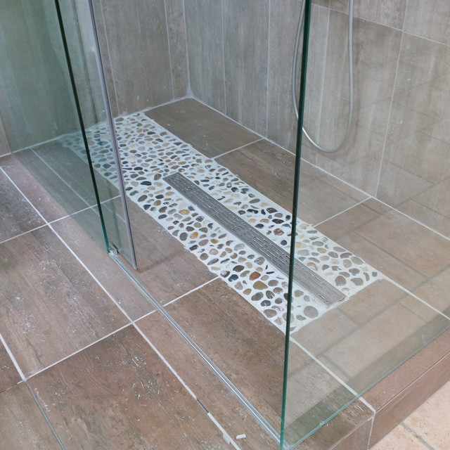 Linear Shower Drain Installations In Ontario Canada