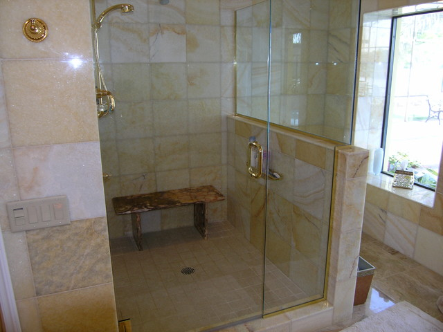 Linsey Master Bathroom traditional-bathroom