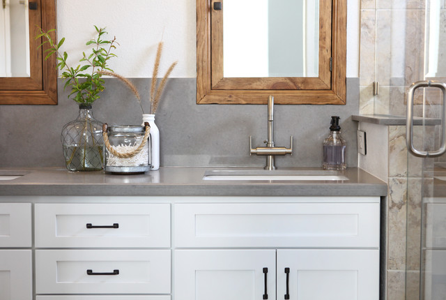 Livermore Modern Industrial Modern Bathroom Part 16