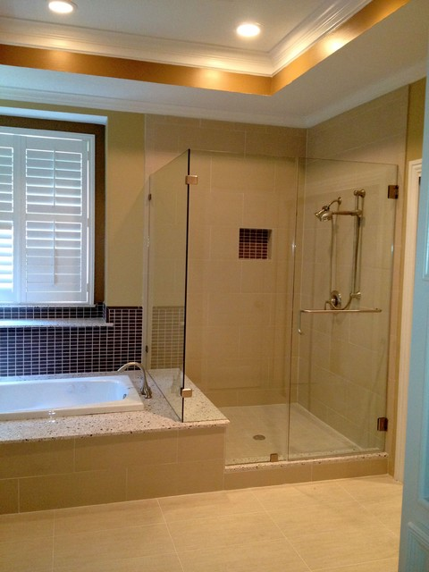 LKD Services LLC modern-bathroom
