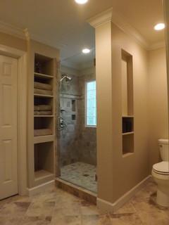 Lochmere Cary Nc Master Bathroom Remodel