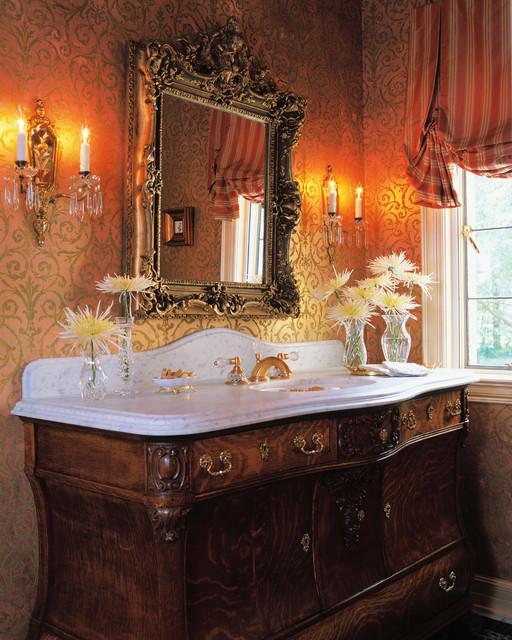 Chicago Residence Bathroom Victorian Bathroom Chicago By Lkid