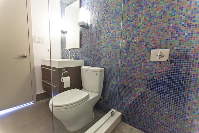 Loft bathrooms modern bathroom toronto by