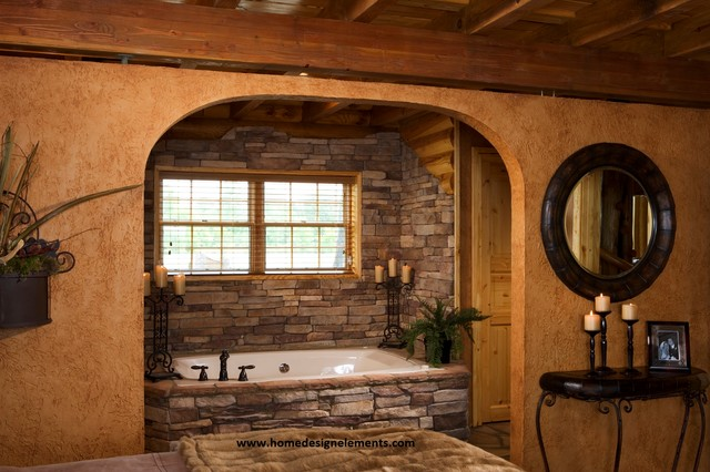 log home caldwell traditional bathroom other metro