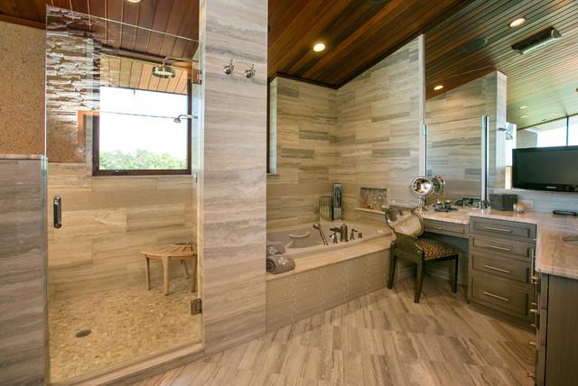 Loggy Bayou Birdhouse - Modern - Bathroom - New Orleans - by ...