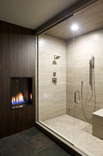 Lohi Condo Modern Bathroom Denver By Dado Interior Design