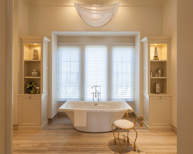 London bay homes custom home private residence 4 for Bathroom builders east london