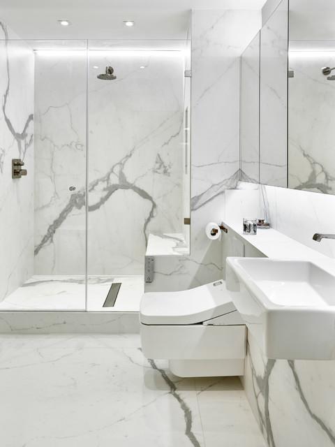 London Eye Contemporary Bathroom London By Morph