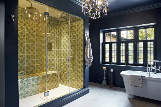 Chandeliers In Bathrooms | Houzz