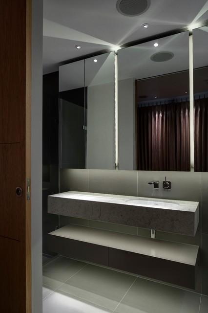 London townhouse for Bathroom interior design london