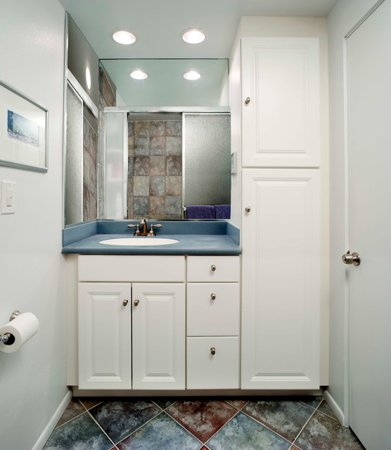 Longboat Key home remodel - Beach Style - Bathroom - Other - by Black Turtle Builders
