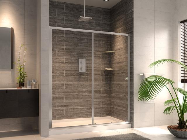 Attirant Longevity Acrylics Inc.   Shower Bases Bathroom