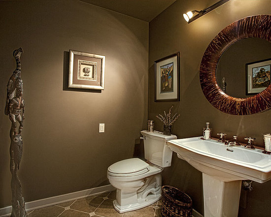 African Theme Bathroom Design Ideas Pictures Remodel Decor