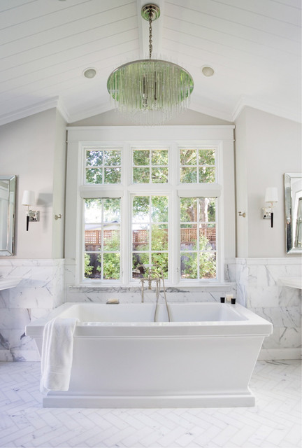 Los Altos Bathroom traditional-bathroom