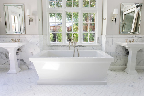 Elegant ](http://www.houzz.com/photos/101713/Los Altos Bathroom Traditional Bathroom  San Francisco)