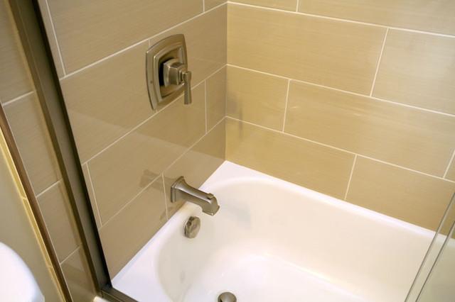 Mellowood Home Remodel modern-bathroom