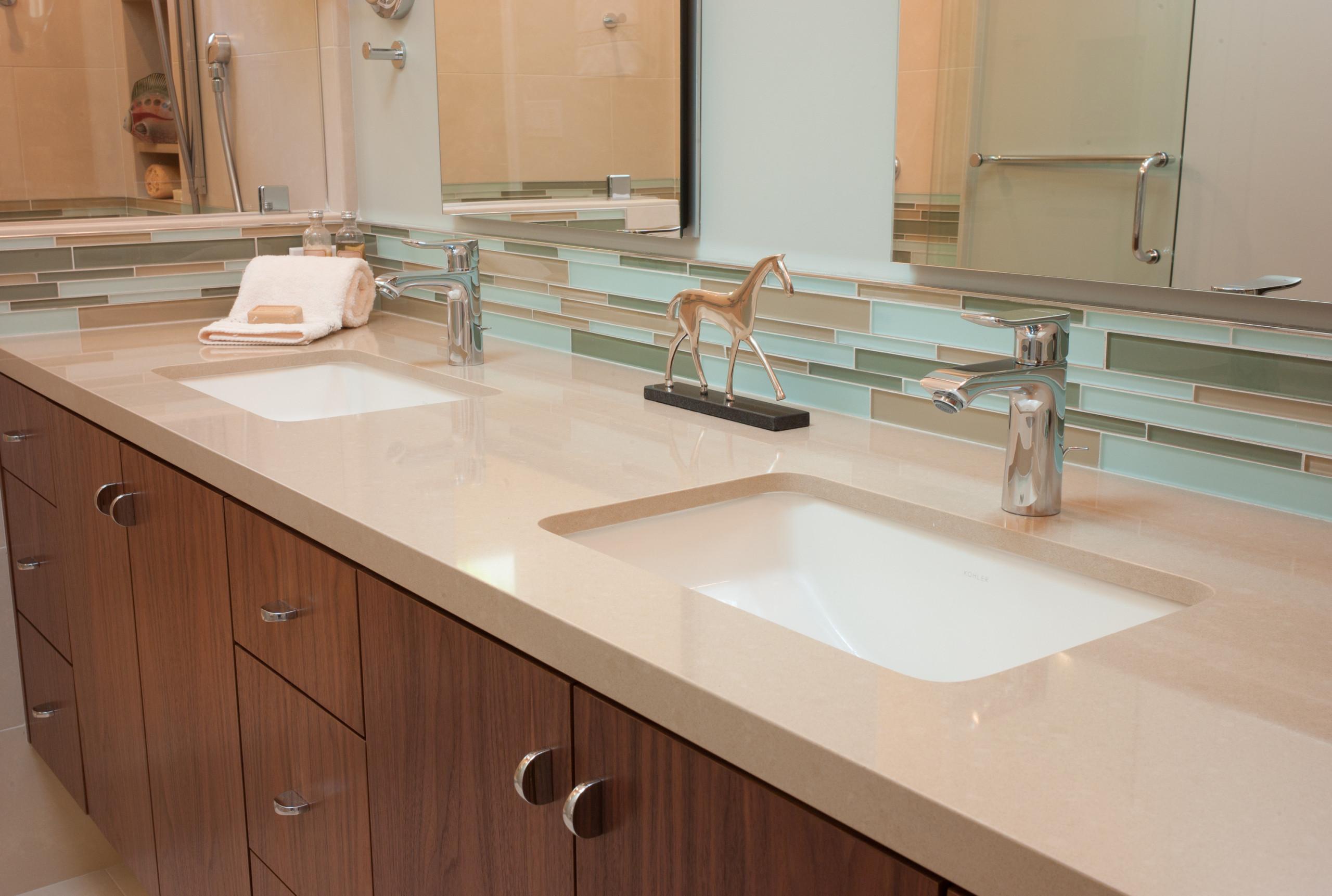 Los Altos Master Bathroom
