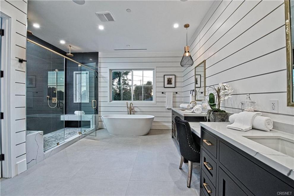 los Angeles bathroom - Modern - Bathroom - Los Angeles ...