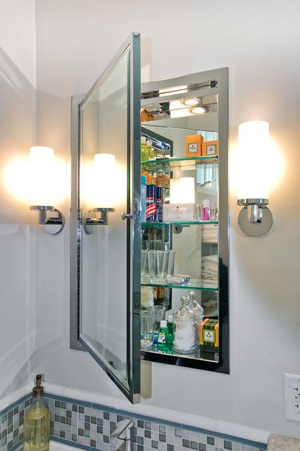 Wall Mounted Medicine Cabinet, Vanity Mirror Medicine Cabinets
