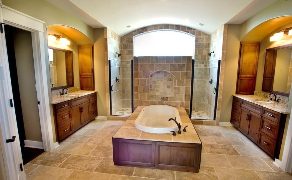 Lot 12 Henneberry woods - Craftsman - Bathroom - Chicago ...