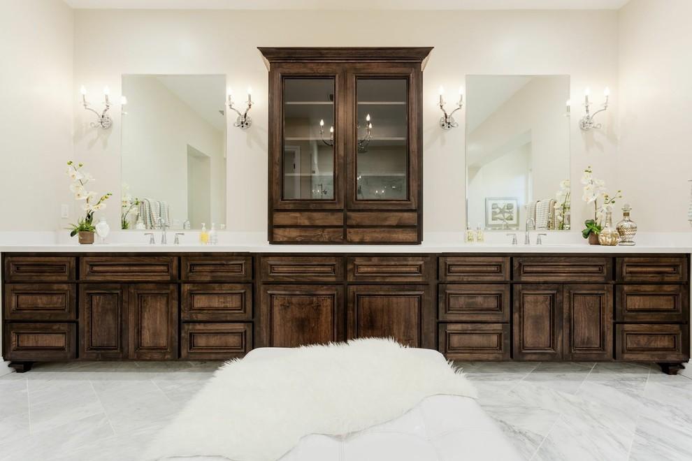 Lot #34 - Craftsman - Bathroom - Sacramento - by Syndicate ...
