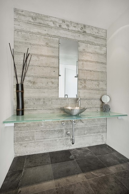 Lovell Residence contemporary bathroom
