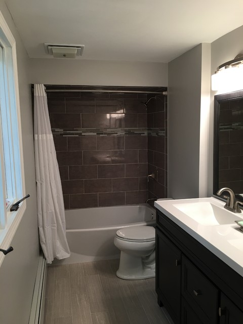 lowe 39 s bathroom remodel 1 transitional bathroom providence by