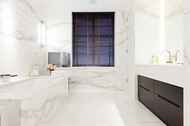 Lowndes square knightsbridge contemporary bathroom for Bathroom interior design london