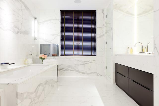 Lowndes square knightsbridge contemporary bathroom for Bathroom interior design london