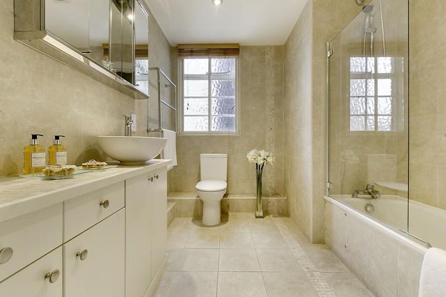 Lowndes Square London Apartment classico-stanza-da-bagno