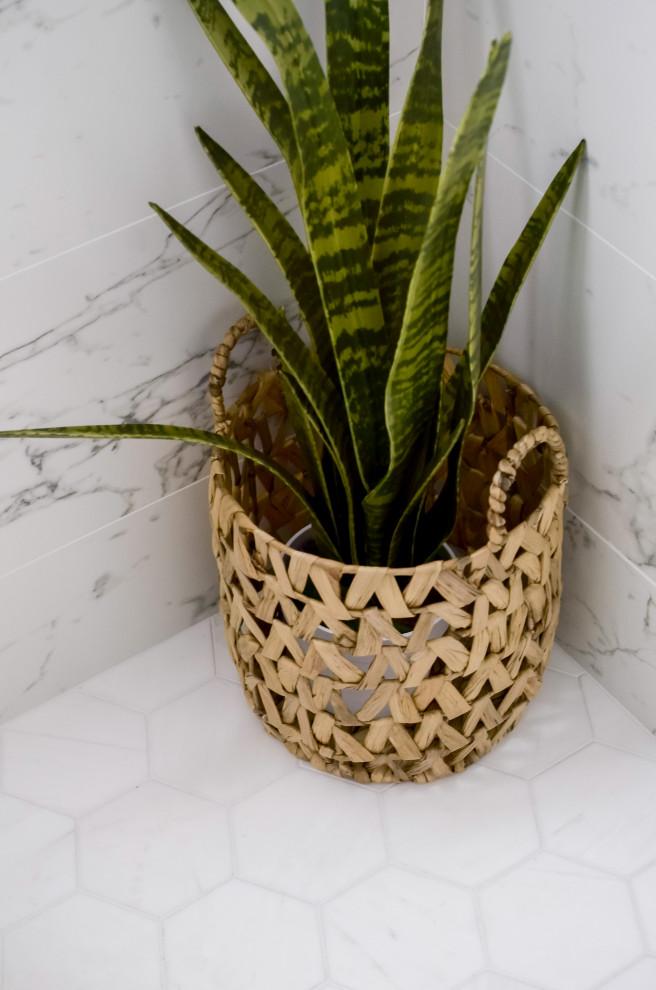 Lowry Hill Bathroom Remodel - Contemporary - Bathroom ...
