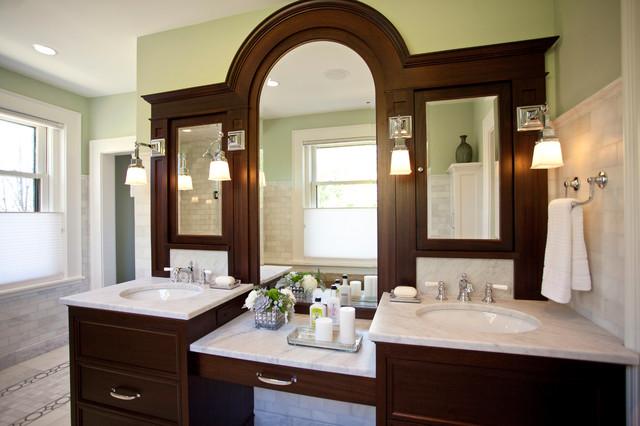 Lowry Hill Historic Restoration - Traditional - Bathroom ...