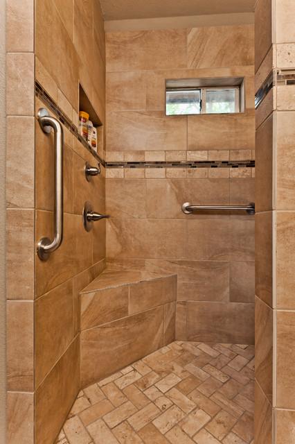 Lozano Bathroom Remodel traditional-bathroom