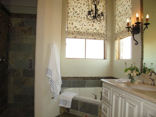 Lubbock parade of homes texas tuscan by dallas design for Bath remodel lubbock