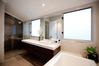 Luisa Interior Design Contemporary Bathroom Brisbane By Luisa Interior Design