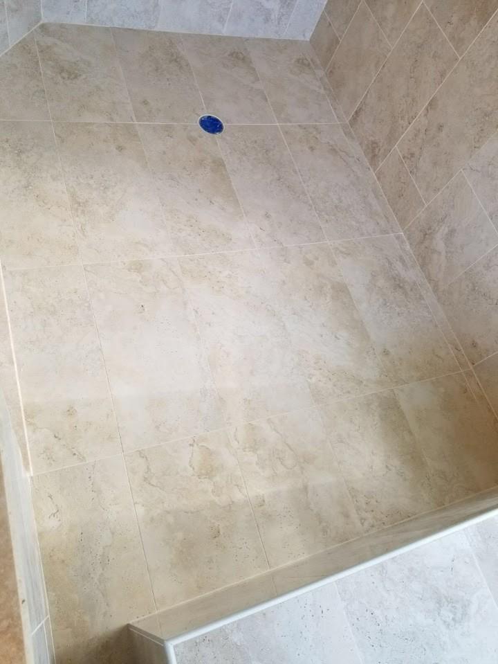 Lutz | Transitional | Master Bathroom Remodel
