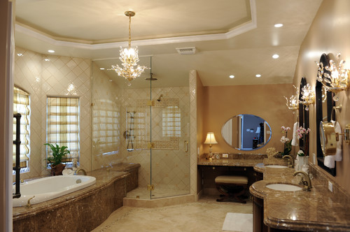 Probably the best looking bathroom on Houzz