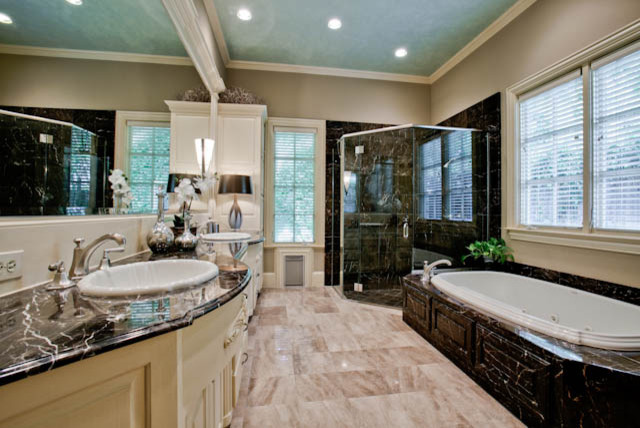 Luxurious Bathrooms - Luxurious bathrooms