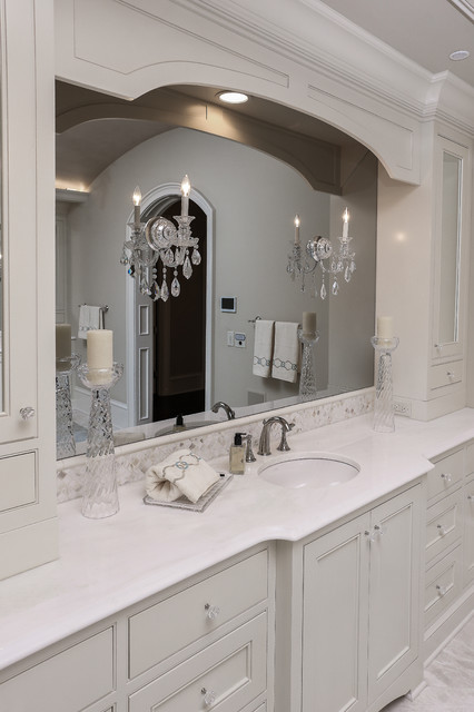 Luxurious Master Bath Bathroom Charlotte By Durham Designs Consulting Llc