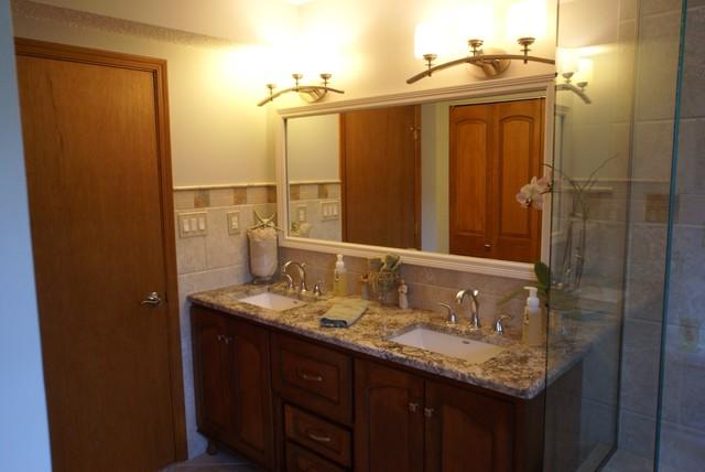 Luxurious Master Bathroom traditional-bathroom