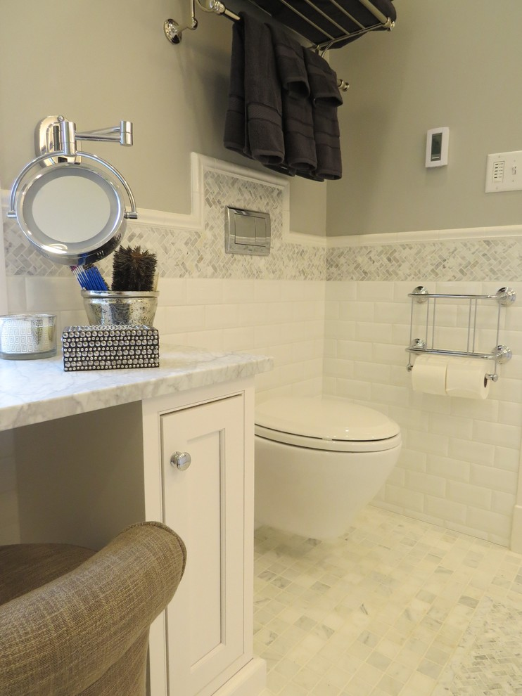 Luxuriously Accessible Master Bath - Traditional ...